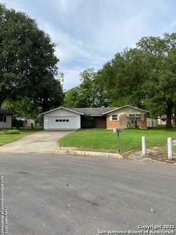 4719 Debbie Dr, San Antonio, TX 78222 (MLS #1533887) :: Bexar Team