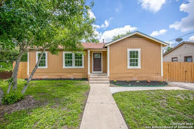 1054 Hillcrest Dr, San Antonio, TX 78228 (#1533933) :: Zina & Co. Real Estate