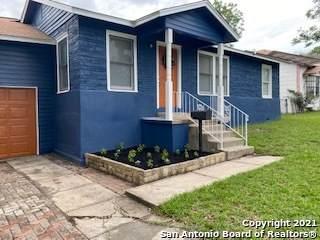 409 Mcdougal Ave, San Antonio, TX 78223 (MLS #1533969) :: Beth Ann Falcon Real Estate