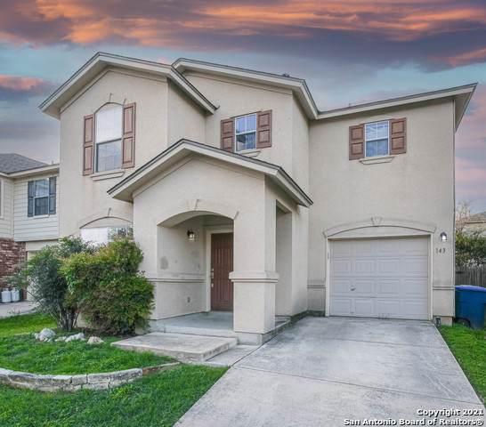 143 Cindy Lou Dr, San Antonio, TX 78249 (MLS #1534031) :: Concierge Realty of SA