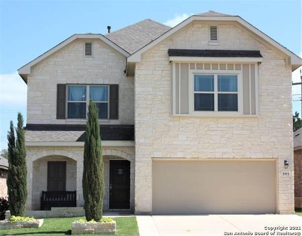 5951 Akin Song, San Antonio, TX 78261 (MLS #1534032) :: Bexar Team