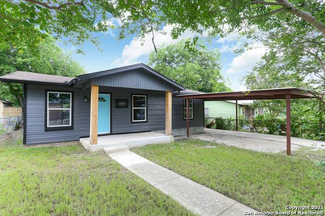1407 Hermine Blvd, San Antonio, TX 78201 (MLS #1534059) :: Bexar Team