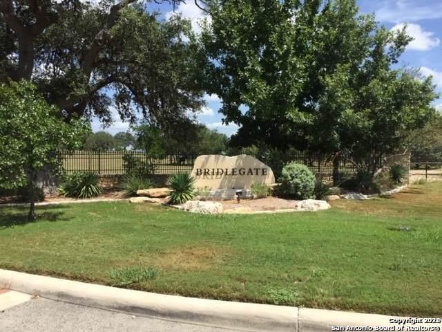 LT 572 SE Palomino Springs, Bandera, TX 78003 (MLS #1534065) :: Bexar Team
