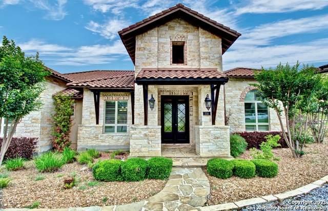 114 Champions View, San Antonio, TX 78258 (MLS #1534089) :: Real Estate by Design