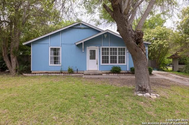 1015 Cibolo Trl, Universal City, TX 78148 (MLS #1534105) :: The Lopez Group