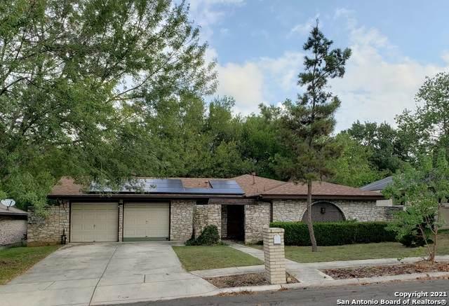 6127 Forest Wood St, San Antonio, TX 78240 (MLS #1534153) :: Beth Ann Falcon Real Estate