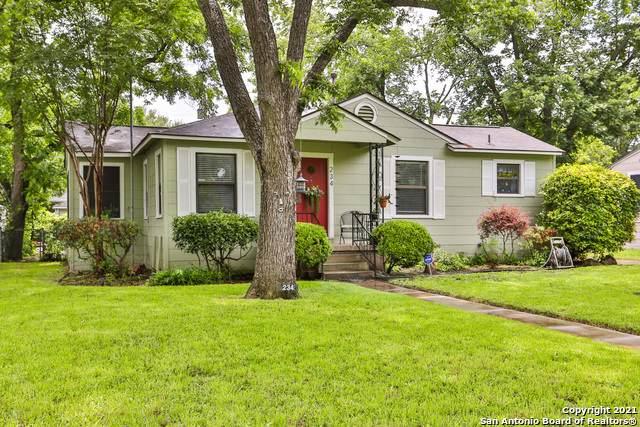 234 Irvington Dr, San Antonio, TX 78209 (MLS #1534171) :: The Rise Property Group