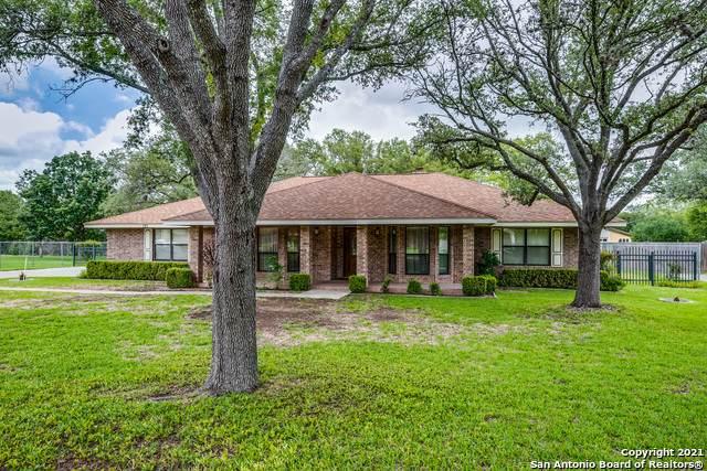 121 Cueva Ln, San Antonio, TX 78232 (MLS #1534192) :: Bexar Team