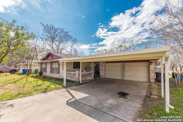 6218 Tom Tom St, San Antonio, TX 78238 (MLS #1534276) :: EXP Realty