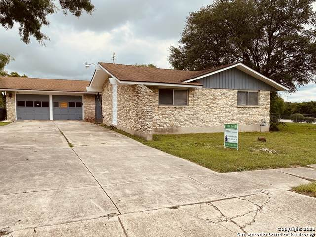 130 Harrow Dr, San Antonio, TX 78227 (MLS #1534300) :: Bexar Team