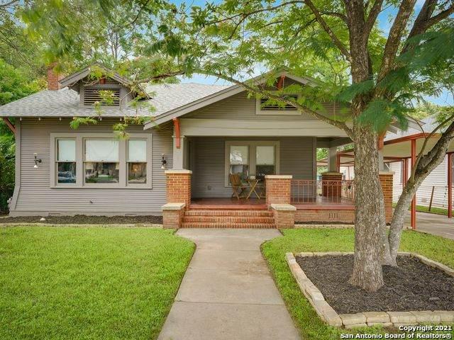 143 Glenwood Ct, San Antonio, TX 78210 (MLS #1534343) :: Keller Williams Heritage