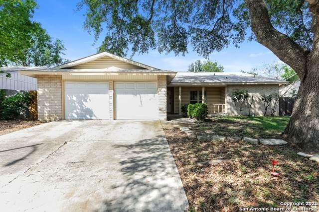 5019 El Capitan St, San Antonio, TX 78233 (MLS #1534356) :: The Gradiz Group