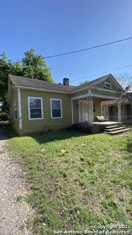 728 Porter St, San Antonio, TX 78210 (MLS #1534381) :: The Real Estate Jesus Team