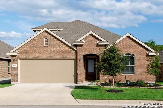 1018 Tempera Ln, San Antonio, TX 78245 (#1534414) :: Zina & Co. Real Estate