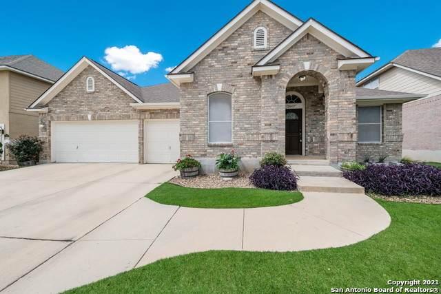 2607 Starlight Ct, San Antonio, TX 78261 (MLS #1534456) :: The Glover Homes & Land Group