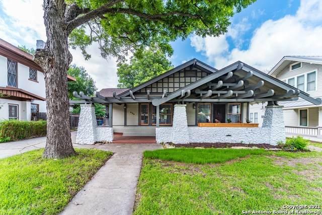 936 W Mulberry Ave, San Antonio, TX 78201 (MLS #1534479) :: The Real Estate Jesus Team