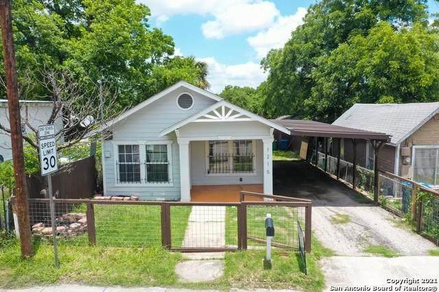 1215 Ruiz St, San Antonio, TX 78207 (MLS #1534512) :: Bexar Team