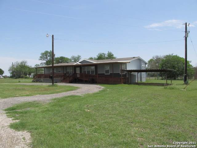 371 S Sassman, Marion, TX 78124 (MLS #1534526) :: 2Halls Property Team | Berkshire Hathaway HomeServices PenFed Realty