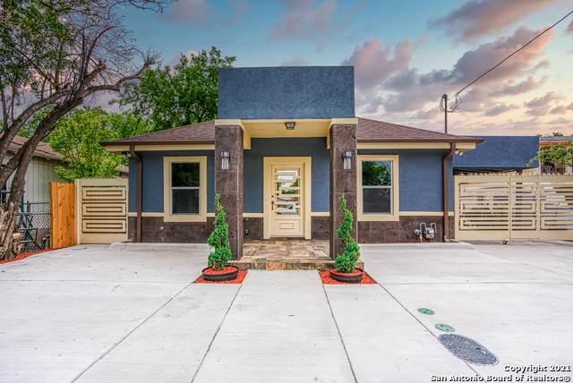 310 E Lubbock, San Antonio, TX 78204 (MLS #1534577) :: BHGRE HomeCity San Antonio