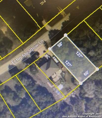 1314 Echo Meadow Ln, Spring Branch, TX 78070 (MLS #1534585) :: The Glover Homes & Land Group