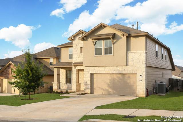 528 Round Reins, Cibolo, TX 78108 (MLS #1534601) :: The Glover Homes & Land Group