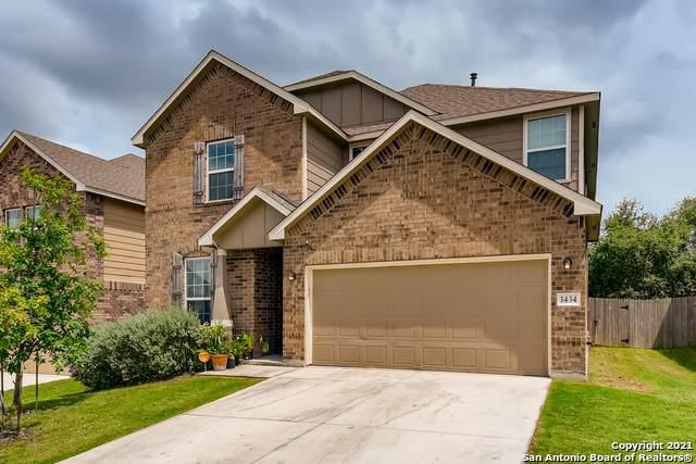 1434 Kedros, San Antonio, TX 78245 (MLS #1534608) :: Alexis Weigand Real Estate Group