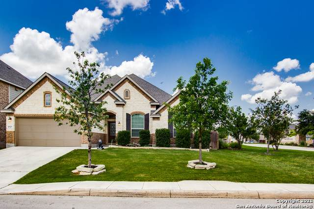 8727 Hideout Bend, San Antonio, TX 78254 (MLS #1534673) :: Bexar Team