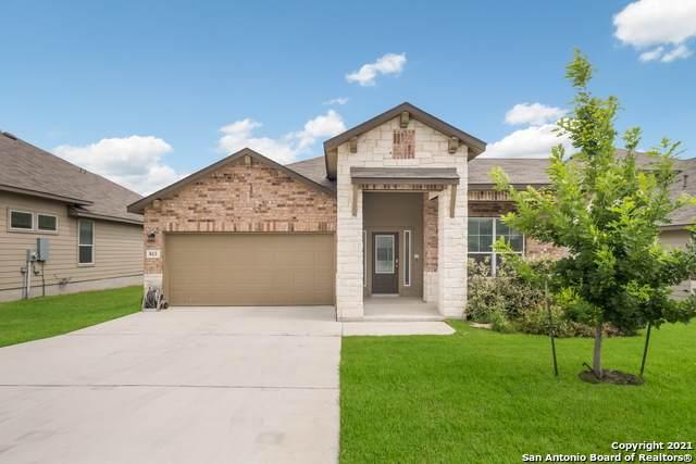 813 Western Bit, Cibolo, TX 78108 (MLS #1534686) :: Green Residential