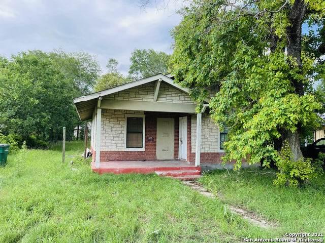 875 F St, San Antonio, TX 78220 (MLS #1534694) :: Keller Williams Heritage