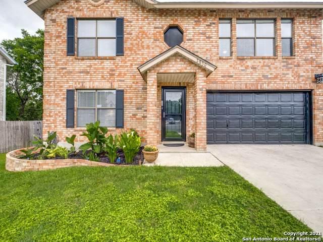 2830 Redsky Hill, San Antonio, TX 78259 (MLS #1534708) :: Keller Williams Heritage