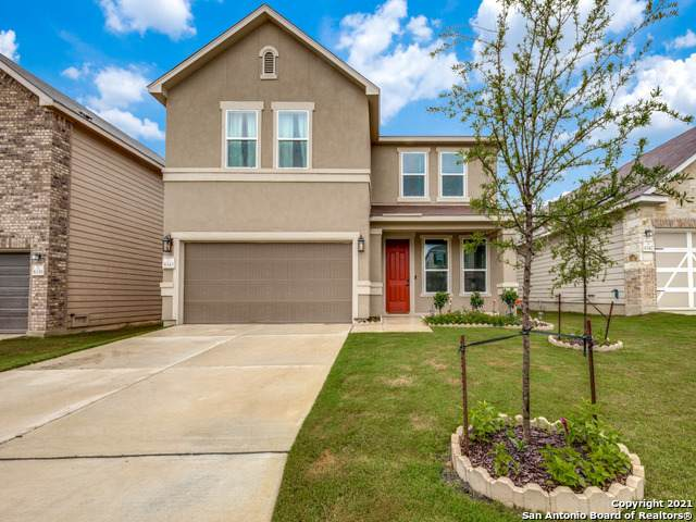 6343 Hibiscus Falls, San Antonio, TX 78218 (MLS #1534714) :: Keller Williams Heritage