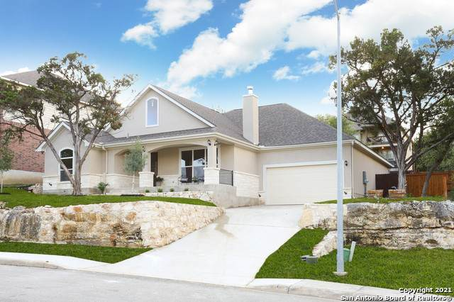 1035 Rock Shelter, San Antonio, TX 78260 (MLS #1534844) :: ForSaleSanAntonioHomes.com