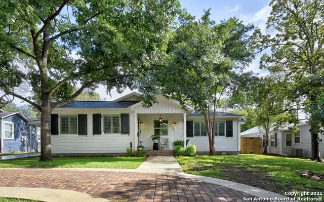 235 Claywell Dr, Alamo Heights, TX 78209 (MLS #1534905) :: Real Estate by Design