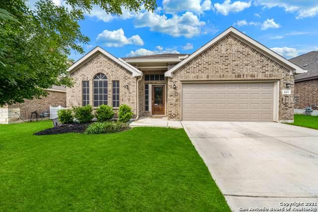 611 Raceland Rd, San Antonio, TX 78245 (MLS #1534925) :: The Glover Homes & Land Group