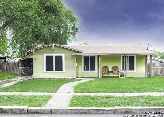 351 E Amber St, San Antonio, TX 78221 (MLS #1534944) :: 2Halls Property Team | Berkshire Hathaway HomeServices PenFed Realty