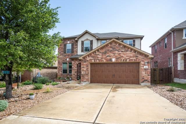 205 Sky Springs Pass, San Marcos, TX 78666 (MLS #1534983) :: Beth Ann Falcon Real Estate