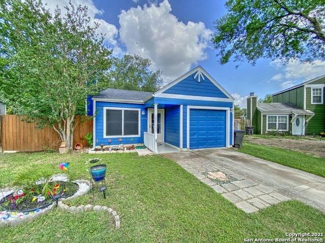 4110 Frontier Sun, San Antonio, TX 78244 (MLS #1535015) :: Bexar Team