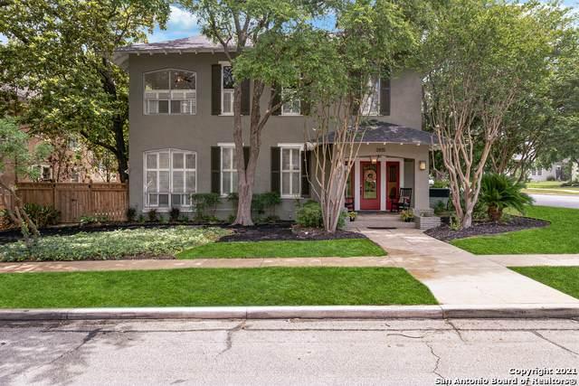 2815 N Main Ave, San Antonio, TX 78212 (MLS #1535069) :: The Glover Homes & Land Group