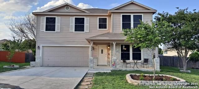 252 Willow Run, Cibolo, TX 78108 (MLS #1535080) :: Concierge Realty of SA