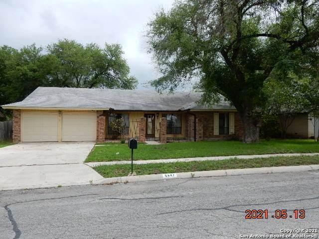 5847 Fort Stanwix Street, San Antonio, TX 78233 (MLS #1535087) :: Tom White Group