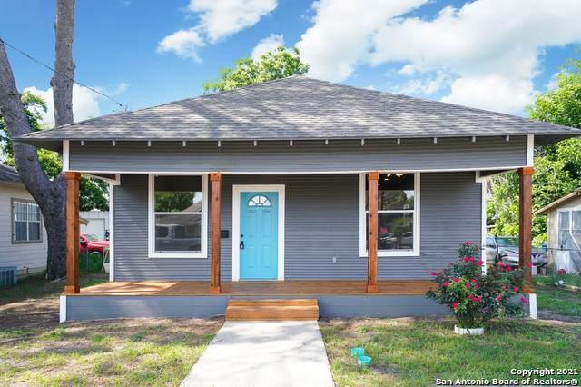 814 Steves Ave, San Antonio, TX 78210 (MLS #1535104) :: The Rise Property Group