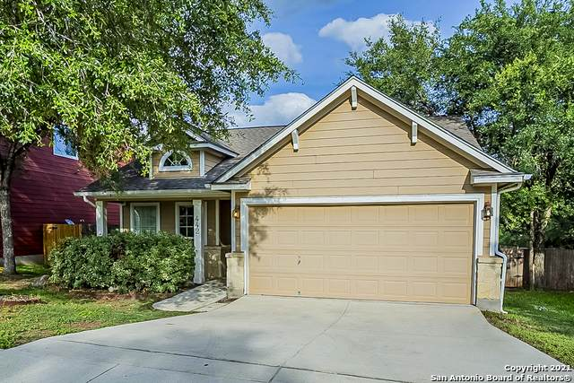 442 Cattle Ranch Dr, San Antonio, TX 78245 (MLS #1535136) :: Beth Ann Falcon Real Estate