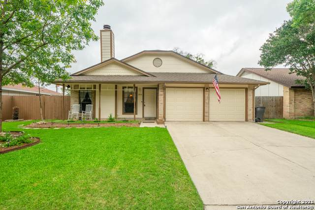 2854 Burning Rock St, San Antonio, TX 78247 (MLS #1535152) :: Concierge Realty of SA