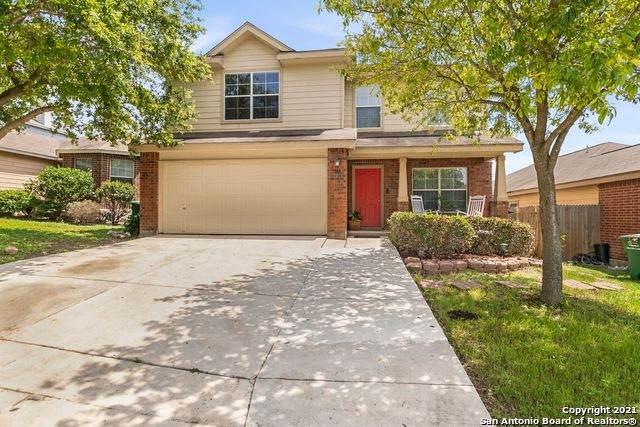 146 Hallie Pass, San Antonio, TX 78227 (MLS #1535156) :: 2Halls Property Team | Berkshire Hathaway HomeServices PenFed Realty