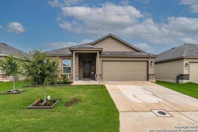 10523 Pablo Way, Converse, TX 78109 (MLS #1535183) :: Beth Ann Falcon Real Estate