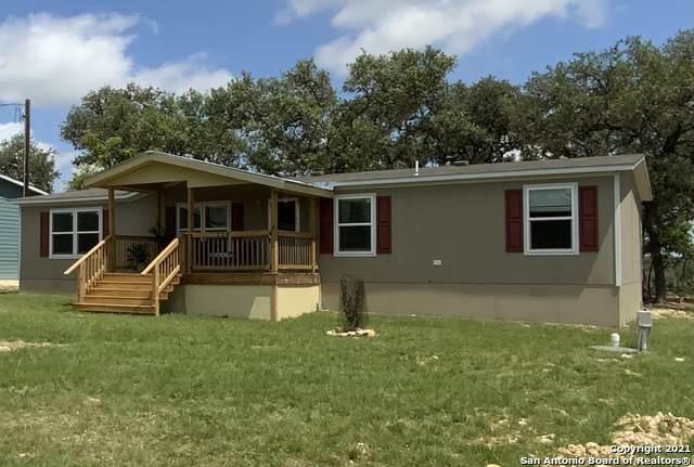 229 Pr 1524, Bandera, TX 78003 (MLS #1535199) :: Concierge Realty of SA