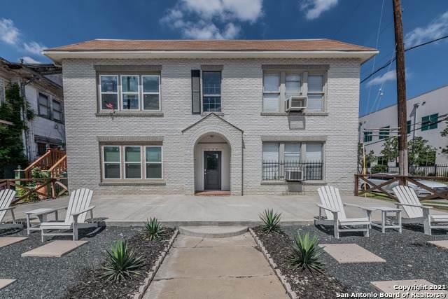 1625 Mccullough Ave, San Antonio, TX 78212 (MLS #1535248) :: Beth Ann Falcon Real Estate