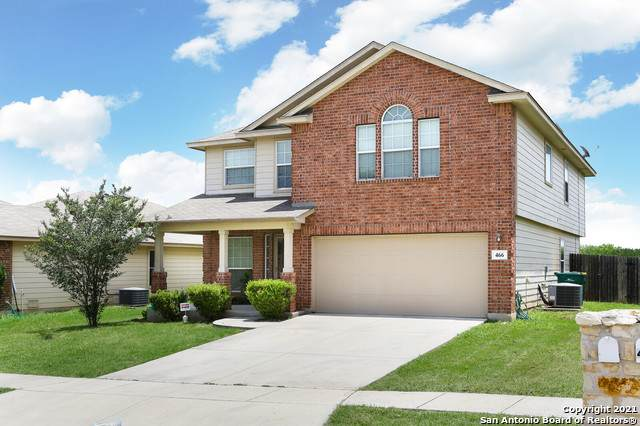 466 Dolly Dr, Converse, TX 78109 (MLS #1535277) :: The Rise Property Group