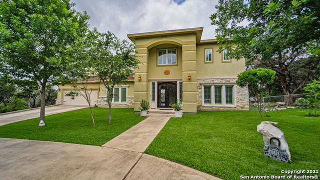 10826 Bar X Trl, Helotes, TX 78023 (MLS #1535290) :: BHGRE HomeCity San Antonio
