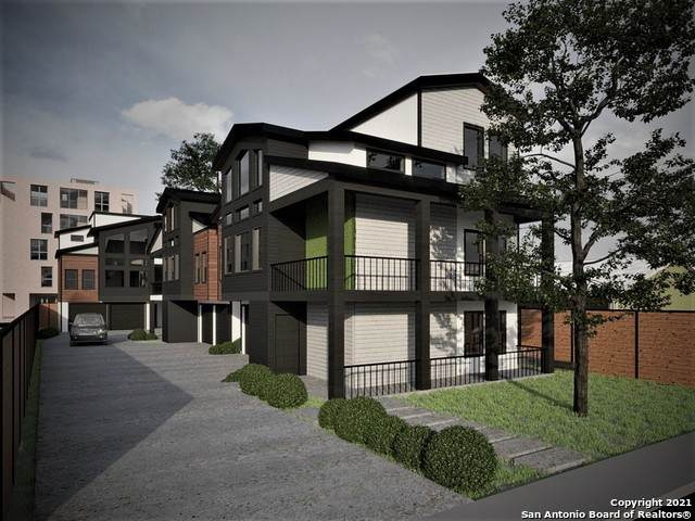 804 E Euclid Ave, San Antonio, TX 78212 (MLS #1535330) :: Beth Ann Falcon Real Estate